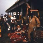 Souveniermarkt Dakar. R.N.