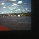 Wir fahren den River Kongo aufwärts. R.N.