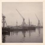 """Hier ein Blick auf die """"American Pier"""" in Cuxhaven. (C) f.s."""