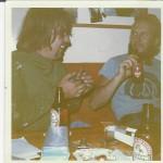 """Arno und ich, ein gemütliches Schwätzchen mit oder beim """"hamburg water"""" ???"""