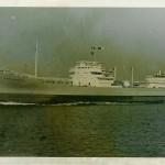 """Meine erste Reise auf der """"ELSA ESSBERGER"""" im Ballast von Hamburg in die Karibik und zurück. Reederei: John T.Essberger -Hamburg; im Jahre 1966."""