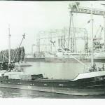 Die ELEONORE war mit ihren 268 To. bestimmt nicht groß, aber ich habe sehr, sehr viel während meiner Zeit an Bord, gelernt. Reederei Vor-Schmidtshöfen, Eigner. 1966 /1967