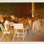 In Kribi (Kamerun) mußten wir erstmal richtig einen zischen