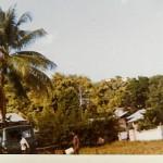 St. James, Vorort von Port of Spain.Trinidad. (Hornmeer 1970)