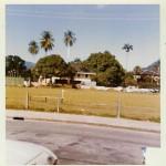 Auf diesem PLatz absolvierten wir ein Fußballspiel. (Horngolf 1970)