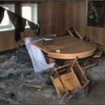 """""""Stolt Surf"""" 1977 North  Pazifik. Erste Schäden wurden dokumentiert von (C) Karsten Petersen. U.S."""